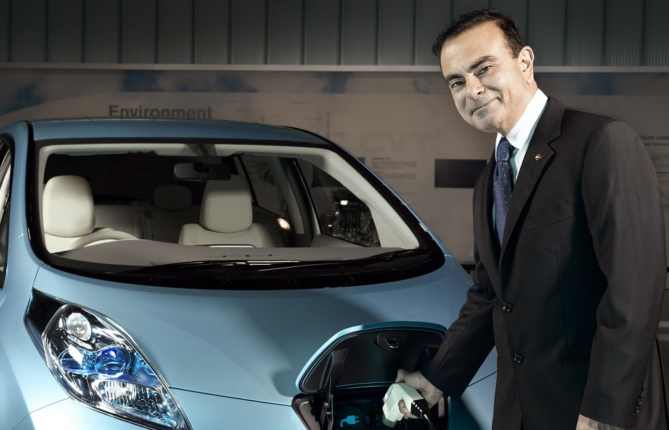 Carlos Ghosn's Change Leadership Insights