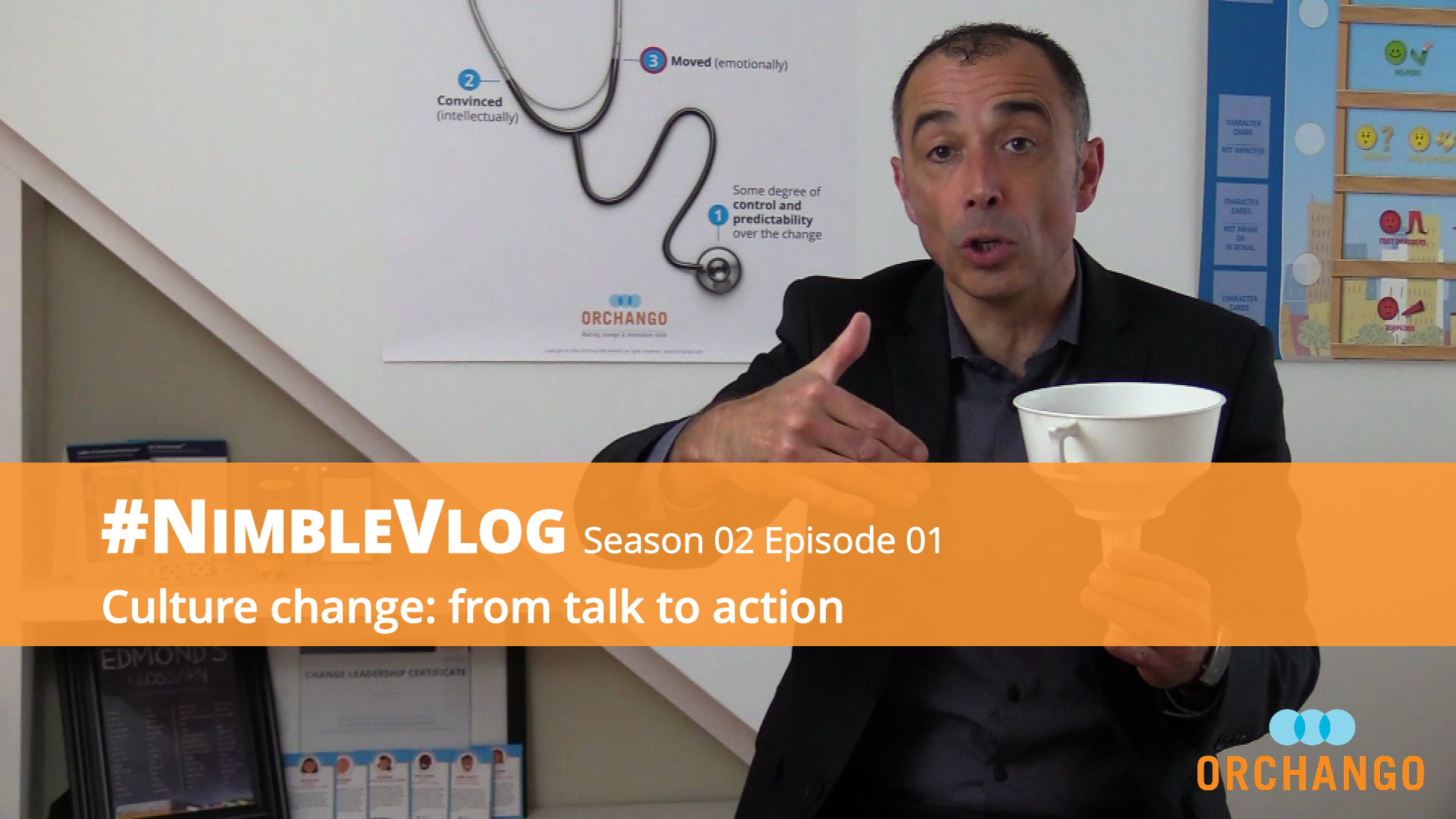 #NimbleVlog S02 E01 — Culture Change: From Talk To Action