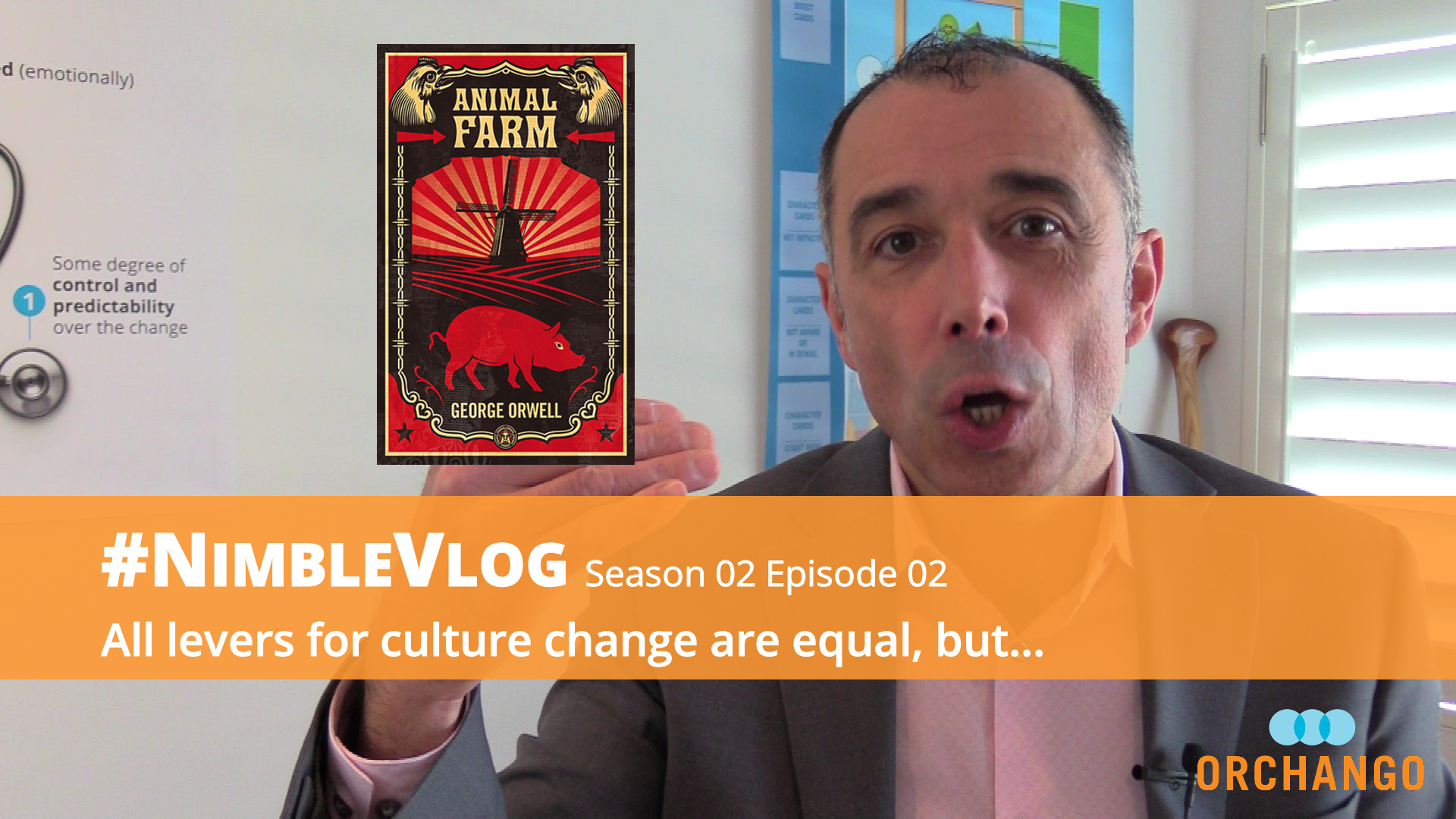 Snapshot #NimbleVlog S02 E02: All Levers For Culture Change Are Equal, But...